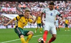 Pasaulio futbolo čempionato atranka: Anglija – Lietuva