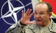 Philip Mark Breedlove, commander of the US European Command
