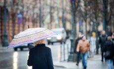 Gresia besniegės, lietingos žiemos