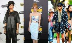 Rihanna, Bella Thorne, Vanessa Hudgens