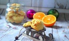 Apelsininiai sausainiai