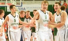 Lithuania won at U17 World Championships