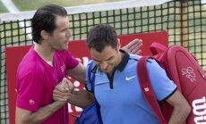 Tommy Haasas ir Roger Federeris