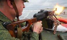 Rusija: reaguosime į NATO ekspansiją Baltijos regione