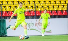 Lietuvos futbolo A lyga: Trakai - Stumbras