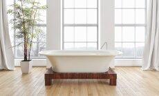 Kaip vonios kambaryje sujungti praktiškumą ir stilių