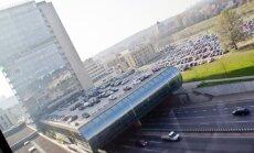 """Sukilo prieš planus statyti naują pastatą prie """"Vilniaus vartų"""""""