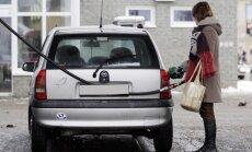 Kiek degalų valgys mūsų automobiliai sprendžia politikai