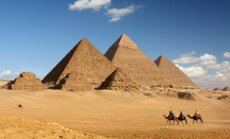 Kas Lietuvoje prilygsta Gizos piramidėms?