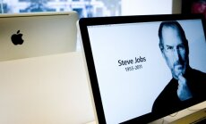 Apple įkūrėjas S.Jobsas