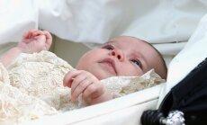 Princesės Charlotte krikštynos