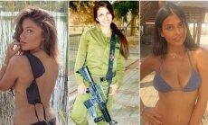 Izraelio kariuomenės eilinės