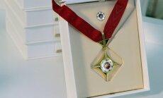 Tarptautinės teatro dienos proga - Auksinių scenos kryžių teikimo ceremonija