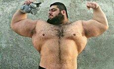 Irano Hulkas Sajadas Gharibi