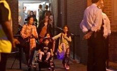 Penki Londono daugiabučiai evakuojami dėl gaisrų pavojaus
