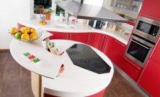 Virtuvėje nėra vietos stalui? Sprendimas yra!