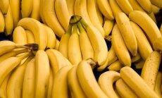 Kodėl sveikatai naudingesni pernokę bananai
