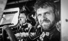 B. Vanagas vėl važiuos Dakaro ralyje