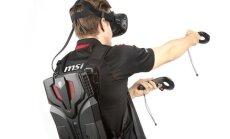 MSI VR One, Elektromarkt nuotr.