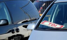 Dyzelinis automobilis (asociatyvi nuotr.)