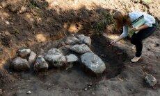 Archeologiniai kasinėjimai Biržuose