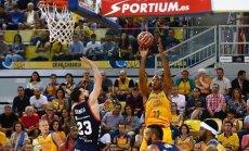 Ispanijos krepšinio lyga: Gran Canaria – Baskonia