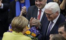 A. Merkel ir F. W. Steinmeieris