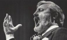 Vaclovas Daunoras gastrolėse JAV (1987)
