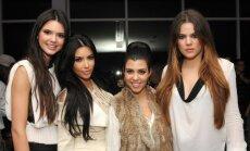 Kendall Jenner, Kim Kardashian, Kourtney Kardashian, Khloe Kardashian