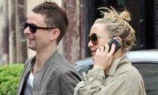 Kate Hudson ir Matthew Bellamy