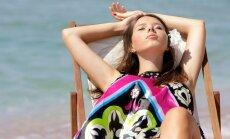 Turėti gražią odą galima ir be soliariumų ar intensyvių saulės vonių