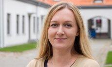 VDU MF prodekanė doc. dr. Rūta Mažeikienė