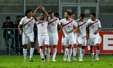 Peru rinktinės futbolininkai