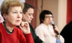 Sidabrinių gervių 2013 nomintantų paskelbimo konferencija