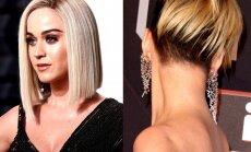 Katy Perry pasidavė trumpų šukuosenų madai: prieš tai buvo geriau? (FOTO)