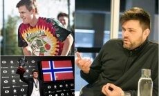 Magnusas Carlsenas ir Peteris Nielsenas (DELFI, Reuters ir Facebook nuotr.)
