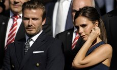 Victoria ir David'as Beckham'ai