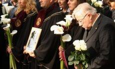 Leonido Donskio laidotuvės