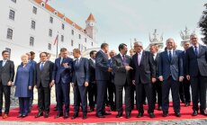 ES viršūnių susitikimas Bratislavoje