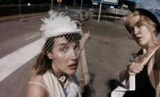 Dramaturgė Gabrielė Labanauskaitė-Diena ir latvių operos režisierė Margo Zalite autostopu keliavo po Italiją