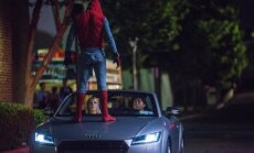Žmogus-voras pats vairuos Audi TTS Roadster