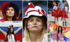 Euro 2016 sirgalės (Scanpix nuotr.)