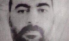 Džihadistas Abu Bakras al Baghdadi