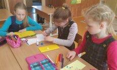 """""""Atžalyno"""" mokyklos vaikai mokėsi, kaip saugoti gamtą"""