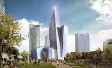 Doubts persist about Libeskind's building on Vilnius riverbank