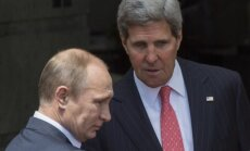 Johnas Kerry, Vladimiras Putinas