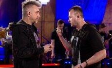 Andrius Mamontovas ir Saulius Urbonavičius-Samas (Mantas HeadShooter nuotr.)