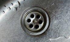 vanduo, dušas