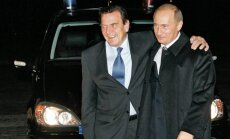 Gerhardas Schroederis, Vladimiras Putinas