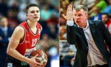 Denisas Lukašovas ir Tomas Pačėsas